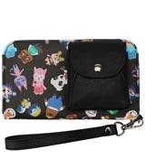 Animal Crossing Cast Mini Wristlet Bag