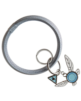 Legend of Zelda Navi Bracelet Wristlet Keychain