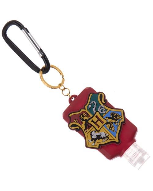 Harry Potter Hogwarts Hand Sanitizer Bottle Keychain