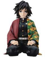 Demon Slayer Kimetsu Giyu Palm PVC Figure With Gift