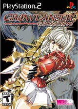 Growlanser: Generations