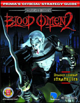 Blood Omen 2 Legacy of Kain Strategy Guide