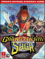 Granstream Saga Prima's Official Strategy Guide