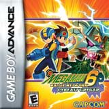 Mega Man Battle Network 6 Cybeast Gregar