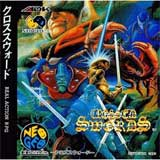 Crossed Swords Neo Geo CD