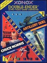 Artillery Duel / Chuck Norris SuperKicks
