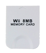 GameCube 8MB Memory Card