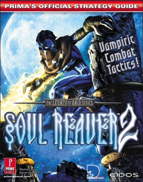 Legacy of Kain: Soul Reaver 2 Official Strategy Guide