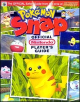 Pokemon Snap Official Strategy Guide Book