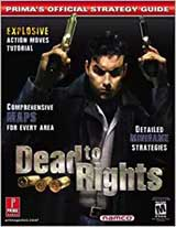 Dead To Rights Official Strategy Guide Book