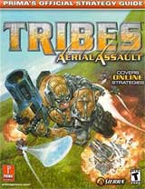 Tribes Aerial Assault Official Strategy Guide Book