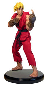 Street Fighter II Ken Masters 1/4 Scale Statue
