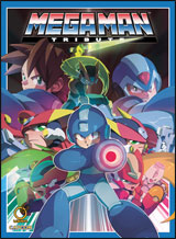 Mega Man Tribute Art Book