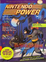 Nintendo Power Magazine Volume 68 Adventure of Batman & Robin