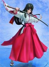 Queen's Blade Musha-Miko Tomoe PVC Figure