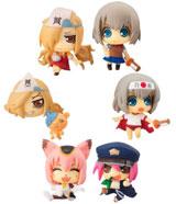 Binbougami Ga!: Cutie Figure Mascot Trading Figures