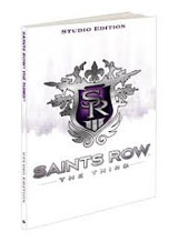 Saints Row: The Third Studio Edition (Prima Official Game Guide)