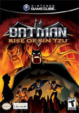 Batman: Rise of Sin Tzu Commemorative Edition