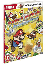 Paper Mario Sticker Star Official Game Guide