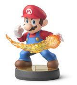 amiibo Mario Super Smash Bros. Series