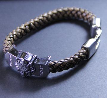 Final Fantasy VII: Cloud Symbol Fenrir Bracelet