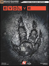 Evolve Official Strategy Guide Book