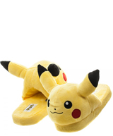 Pokemon Pikachu Unisex 3D Plush Slippers Small