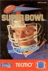 Tecmo Super Bowl (Instruction Manual)