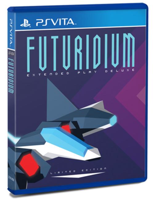 Futuridium Extended Play Deluxe