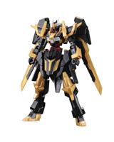 Gundam Build Fighters Schwarzritter Model Kit