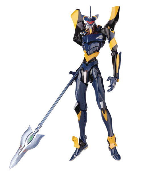 Revoltech Evangelion Evolution EV-003 Mark 06 Action Figure