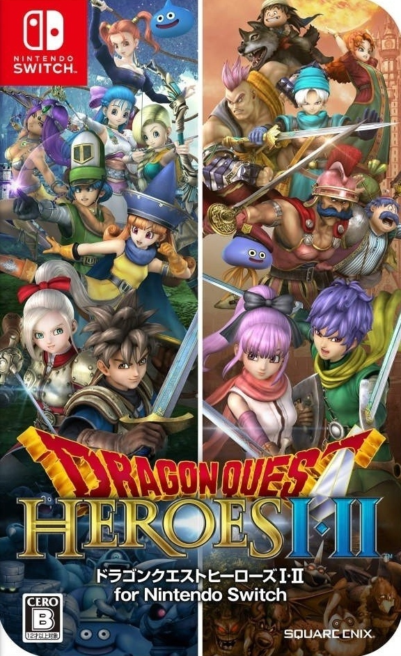 Dragon Quest Heroes I and II