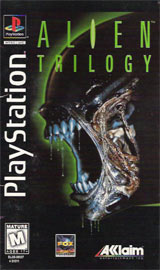 Alien Trilogy Long Box Version