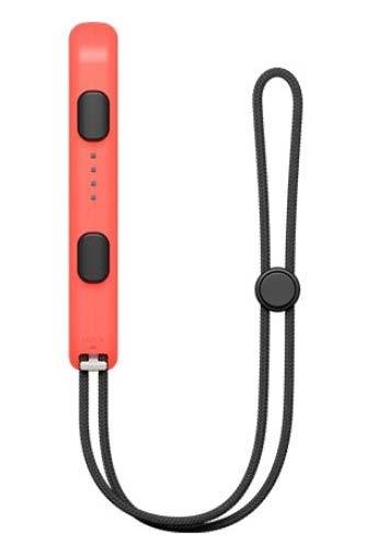 Nintendo Switch Joy-Con Neo Red Wrist Strap