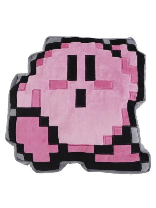 Kirby 8-Bit 13 Inch Cushion