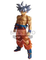 Dragon Ball Super: Son Goku Ultra Instinct Figure