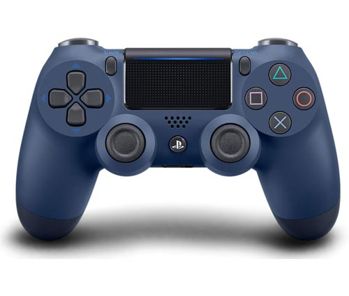 PlayStation 4 Dualshock 4 Controller Midnight Blue
