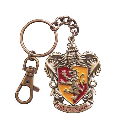 Harry Potter Gryffindor Crest Keychain