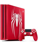Sony PlayStation 4 Pro Marvel's Spider-Man Limited Edition System - Refurbished