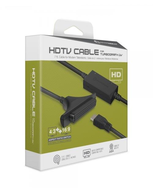 Turbo Grafx 16 HDTV Cable