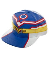 My Hero Academia All Might Suit Up Snapback Hat
