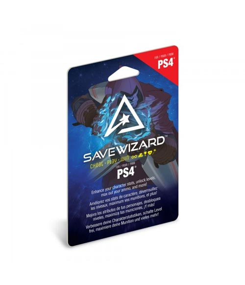 PS4 Save Wizard Card