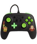 Nintendo Switch Wired Controller Legend of Zelda Retro