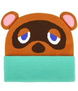 Animal Crossing Tom Nook Big Face Beanie