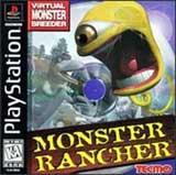 Monster Rancher: Virtual Monster Breeder