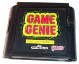 Genesis Game Genie w/ Code Book By Galoob