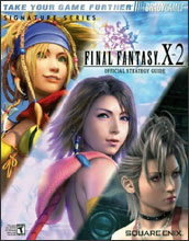 Final Fantasy X-2 Offical Strategy Guide