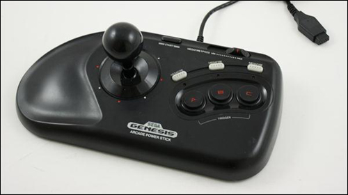 Genesis Arcade Power Stick by SEGA (3 Button)