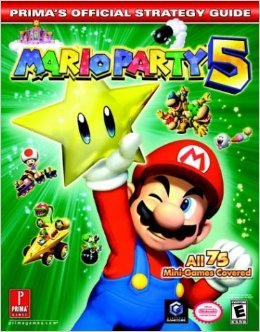 Mario Party 5 Official Strategy Guide