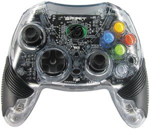 Xbox Spirit Wireless Controller by Pelican
